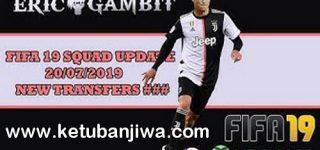 FIFA 19 XBOX360 Squad Update Summer Transfer 20/07/2019