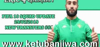 FIFA 19 XBOX360 Squad Update Summer Transfer 29/07/2019