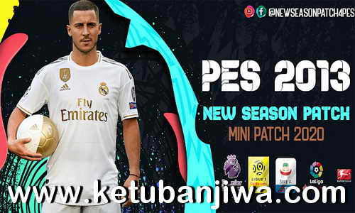 PES 2013 New Season Mini Patch 2020 v1