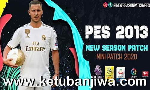 PES 2013 New Season Mini Patch 2020 v1 by 4PES Ketuban Jiwa