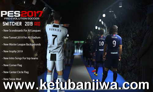 PES 2017 Mini Patch New Season 19-20 + Switcher 2019 by Ultigamerz Ketuban Jiwa