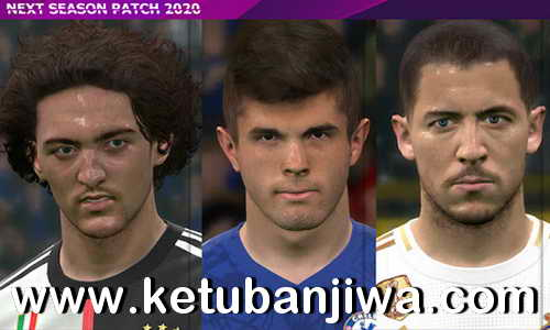PES 2017 Next Season Patch 2020 AIO by Micano4u Ketuban Jiwa