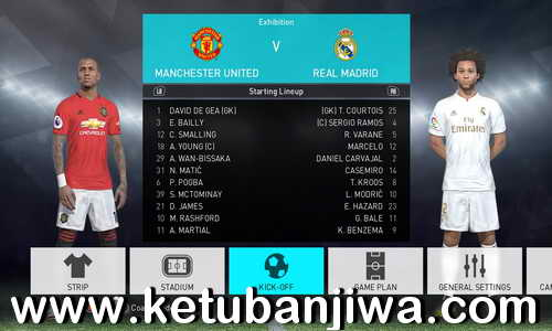PES 2018 Unofficial Big Update SMoKE Patch 18.0.2 AIO Season 2020 by PES PC Ketuban Jiwa