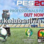 PES 2019 Mini Update Professionals Patch v2.1 Season 19/20