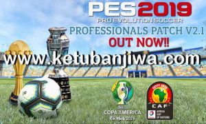 PES 2019 Mini Update For Professionals Patch v2.1 Ketuban Jiwa