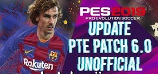 PES 2019 Option File Update 16/07/2019 For PTE Patch 6.0