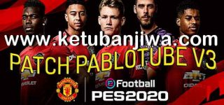 PES 2019 PabloTube Patch v3 AIO New Season 19/20