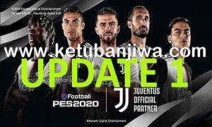 PES 2019 PabloTube Patch v3 Update 1 Single Link New Season 19-20 Ketuban Jiwa