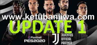PES 2019 PabloTube Patch v3 Update 1 Single Link