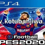 eFootball PES 2020 PS4 Correct Names Option File