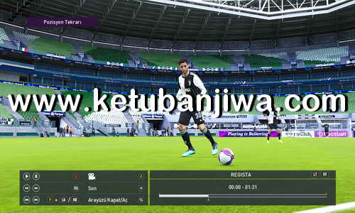 eFootball PES 2020 Demo Crowd Disabler For PC by Furkan6141 Ketuban Jiwa
