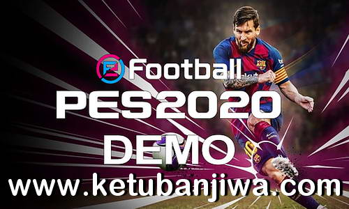 eFootball PES 2020 Demo PC Single Link