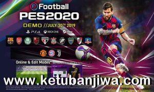 eFootball PES 2020 Demo PS4 Direct Link Ketuban Jiwa