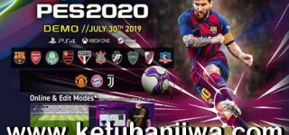 eFootball PES 2020 Demo PS4 Direct Link
