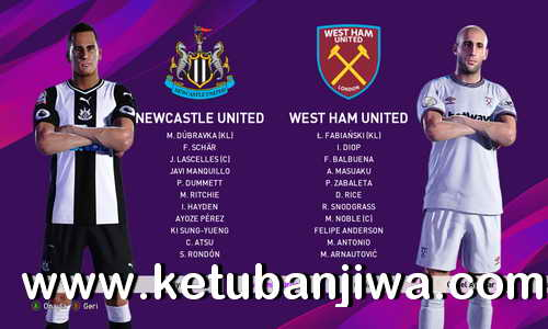 eFootball PES 2020 EPL Patch For PC Demo Ketuban Jiwa
