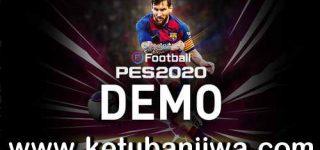 eFootball PES 2020 PC Demo DpFileList Generator Tool