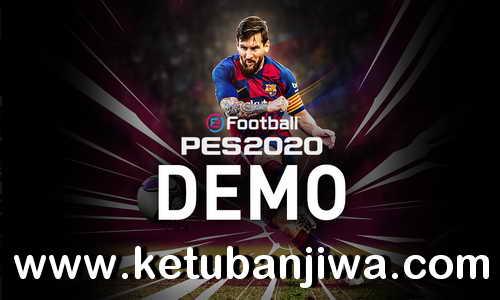 eFootball PES 2020 PC Demo DpFileList Generator Tool by Baris Ketuban Jiwa