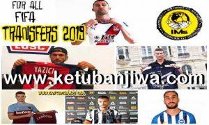 FIFA 14 Summer Transfer Squad Update 06 August 2019 Season 2020 by IMS Ketuban Jiwa