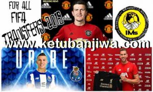 FIFA 16 Squad Update Summer Transfer 06 August 2019 Season 2020 by IMS Ketuban Jiwa