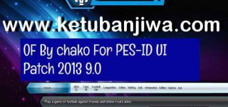 PES 2013 Option File Summer Transfer v3 For PES-ID UI Patch 9.0 Season 2020 by Chako Ketuban Jiwa