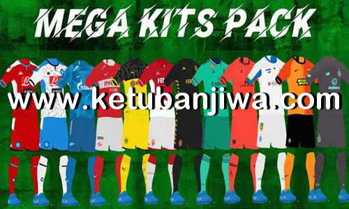 PES 2017 Mega Kitpack New Season 2019-2020 For PC + PS4 by Dreamer Ketuban Jiwa