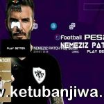 PES 2018 PS3 Nemeziz Patch Season 2020 AIO