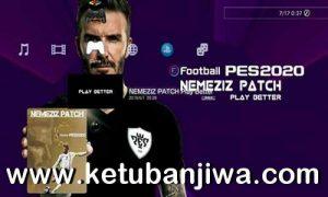 PES 2018 Nemeziz Patch New Season 2020 AIO For PS3 Ketuban Jiwa