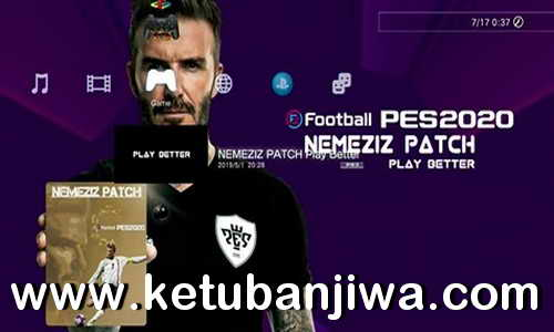 PES 2018 PS3 Nemeziz Patch New Season 2020 AIO