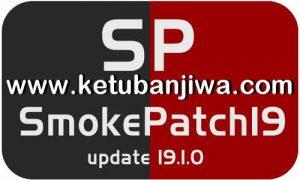 PES 2019 Option File Summer Transfer Update 08 August 2019 For SMoKE Patch v19.1.0 by Reza Sarabi 7697 Ketuban Jiwa