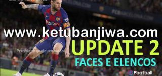 PES 2019 PabloTube Patch v3 Update 2 Single Link