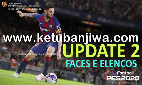 PES 2019 PabloTube Patch v3 Update 2 Single Link Ketuban Jiwa