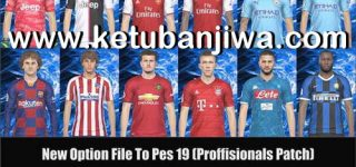 PES 2019 Summer Transfer Option File For Professionals 2.1