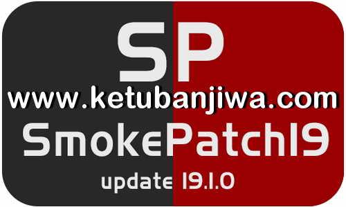 PES 2019 SMoKE Patch 19.1.0 Update Single Link Season 19-20 Ketuban Jiwa
