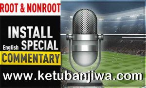 PES 2019 Special English Commentary For Mobile Android by Minimum Patch Ketuban Jiwa