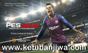PES 2019 Unofficial CPY Crack v1.07.00 by Jostike Games Ketuban Jiwa