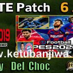 PES 2019 Unofficial PTE Patch 6.1 Update Season 2020
