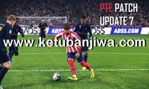 PES 2019 Unofficial PTE Patch v7 Update Summer Transfer by Ziyech.2304 Ketuban Jiwa