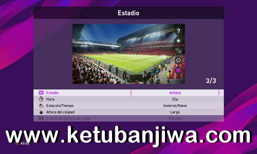 eFootball PES 2020 Anfield Stadium v1 For Demo PC by Jostike Games Ketuban Jiwa