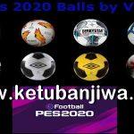 eFootball PES 2020 Ballpack v2 AIO For PC Demo