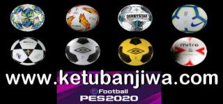 eFootball PES 2020 Ballpack v2 AIO For PC Demo