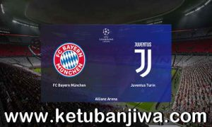 eFootball PES 2020 Champions League Scoreboard v0.5 For PC Demo by 1002MB Ketuban Jiwa
