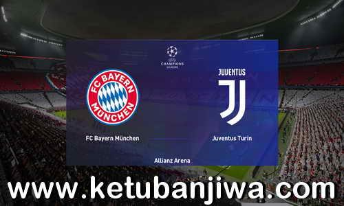 eFootball PES 2020 Champions League Scoreboard v0.5 For PC Demo by 1002MB Ketuban Jiwa