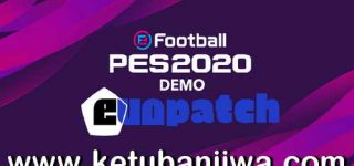 eFootball PES 2020 Demo EvoPatch 1.0 Online Compatible