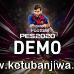 eFootball PES 2020 Demo Offical Patch 1.0.0.3 Exe File