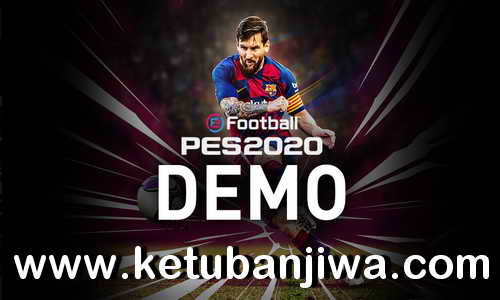 eFootball PES 2020 Demo Offical Patch 1.0.0.3 Exe File For PC Ketuban Jiwa