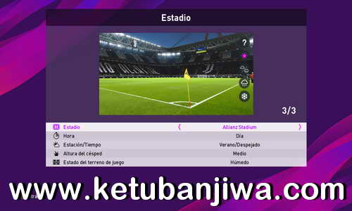 eFootball PES 2020 Juventus Allianz Stadium For PC Demo by Jostike Games Ketuban Jiwa