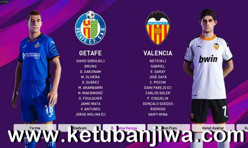 eFootball PES 2020 La Liga Patch For PC Demo Ketuban Jiwa