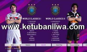 eFootball PES 2020 Legends Mod For PC Demo by Volun Ketuban Jiwa