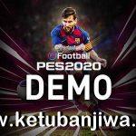 eFootball PES 2020 No Replay Logo For Demo PC