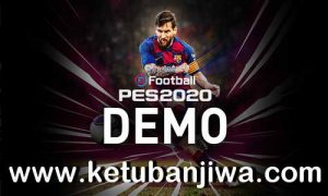 eFootball PES 2020 No Replay Logo For Demo PC by 1002MB Ketuban Jiwa
